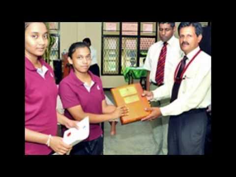 Colombo Devi Balika School Girls