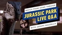 Jurassic Park: Live Q&A Watch-Along w/ Actor Joseph Mazzello