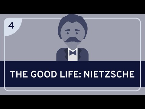 PHILOSOPHY - The Good Life: Nietzsche [HD]