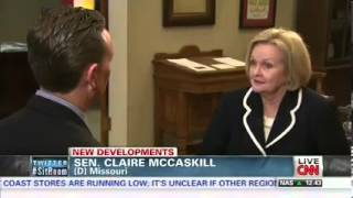CNN: McCaskill Launches Investigation Into Weight-Loss Scams