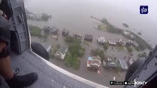 صور جوية تظهر حجم الدمار بسبب إعصار دوريان  - (8-9-2019)