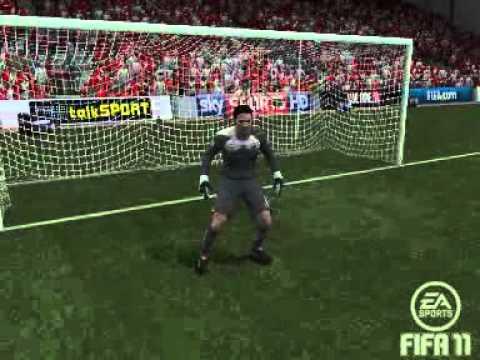 Download FIFA 11 | Fails Of The Week | Steven Harper vs Dolphin Dive