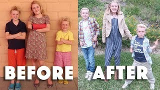 Back To School Makeover!