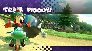 [Mario Kart 8 Deluxe] IT#116 - TP vs wµ - L'hécatombe