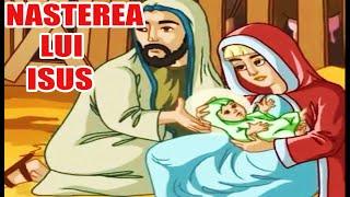 POVESTEA NASTEREA lui ISUS - MOS CRACIUN - POVESTI PENTRU COPII - BASME in LIMBA ROMANA
