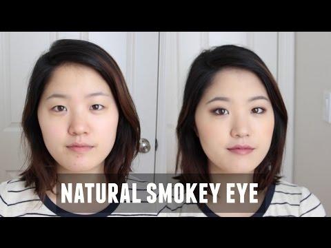 Natural Smokey Eye Makeup For Women
