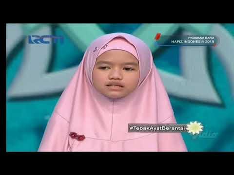 Lagu Ingin Jadi Hafidz Qur'an (hafidz Indonesia RCTI)