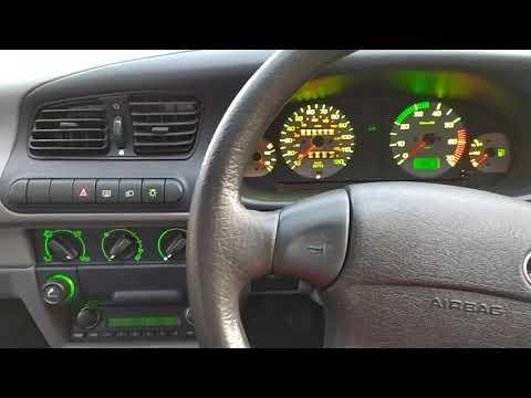 Škoda Felicia Magic 1.3MPI - LEDs And New Audio