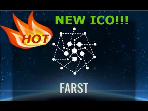 NEW ICO!!! FARST COIN!! HOT! TRADING BOTS! GOING IN!