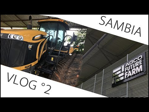 Sambia VLog#2: DIE AGCO FUTURE FARM