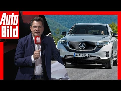 Mercedes EQC (2019) Weltpremiere/Review/Details