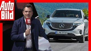 Mercedes EQC (2019) Weltpremiere/Review/Details