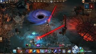Drakensang Online - Divinefury vs Prototype (Big Mouth)