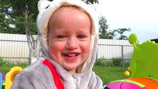 Miss Polly tinha uma boneca e outras Canções Infantis   Canção Infantil da Katya e Dima