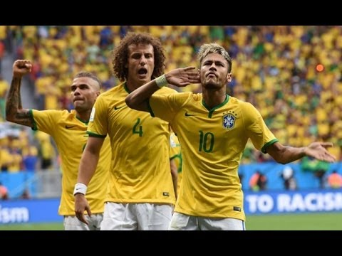 Cameroon 1 vs Brazil 4 :2014 fifa world cup:  match update