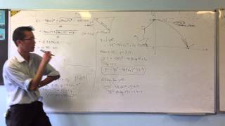 Projectile Motion: Glenn Mcgrath (2 of 2)