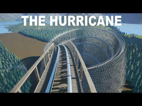 Planet Coaster: The Hurricane Roller Coaster |