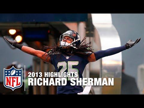 Richard Sherman 2013 Highlight Mashup! | NFL