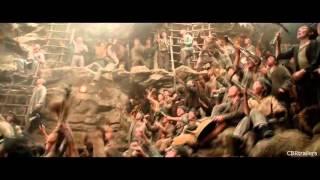 Пэн: Путешествие в Нетландию (2015) - Международный Трейлер [HD]