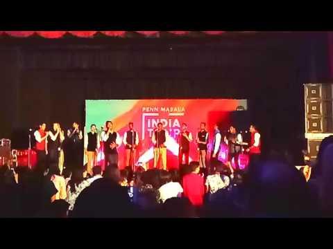 BEST OF PENN MASALA!!!! INDIA TOUR 2017 CALCUTTA!!!
