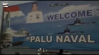 Video Viral Tsunami Di palu Di Depan Mako Lanal