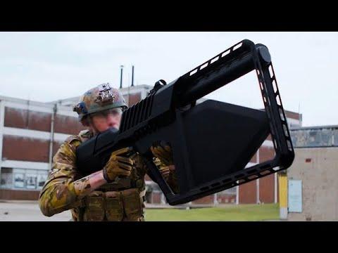 Невероятные Военные Технологии