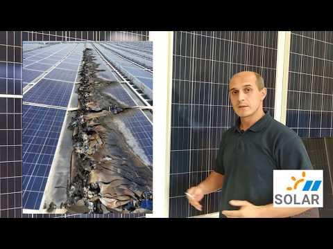 ТОП 1 в технології продуктивності сонячних панелей 2018 / Half Cell