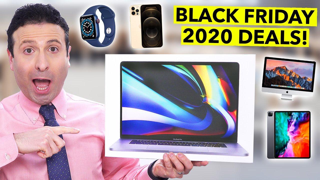 Top 10 Apple Black Friday Deals 2020