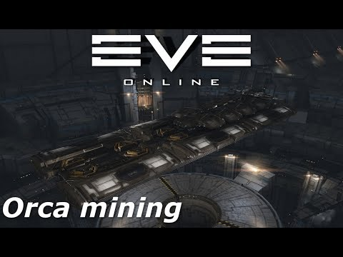 EVE Online - Why I Like Mining In The Orca
