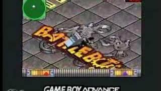 Battlebots beyond the battlebox