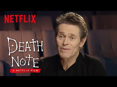 Death Note | Ryuk Featurette | Netflix