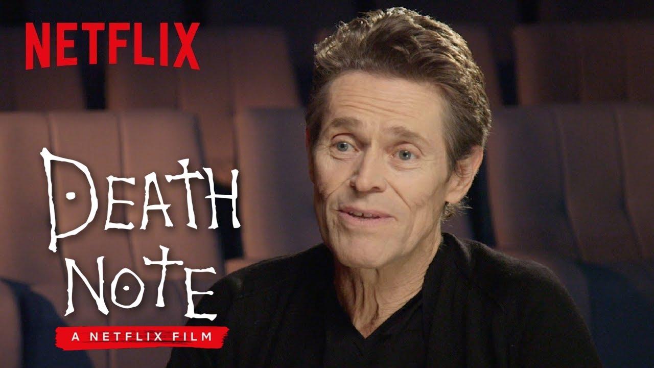 Death Note | Ryuk Featurette | Netflix