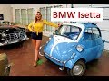 The BMW Isetta and Its Origins
