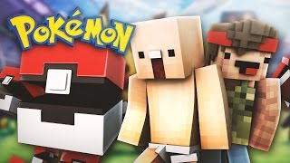 VERSTECKEN IN POKEMON | MINECRAFT HIDE AND SEEK