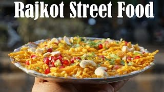 Best Street Foods in Rajkot | Rare Street Foods in India | Gujarati Food