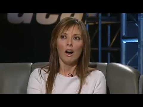 Carol Vorderman Interview & Lap | Top Gear | BBC