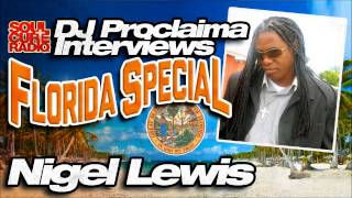 Gospel Reggae Special - DJ Proclaima speaks to Nigel Lewis on the Gospel Reggae Take Over Show