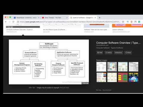 Виды программного обеспечения: системные(ос, утилиты, драйверы), прикладные