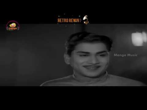 Retro Rewind | Pandavulu Pandavulu Video Song | Akka Chellelu Movie | ANR Hits | Sowcar Janaki