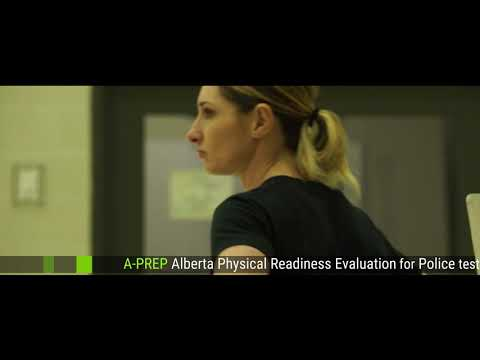 Calgary Police Service Physical Requirements