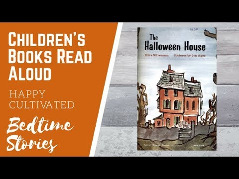 Halloween Book Read Aloud | Halloween Books | Children's Books Read Aloud | Bedtime Stories