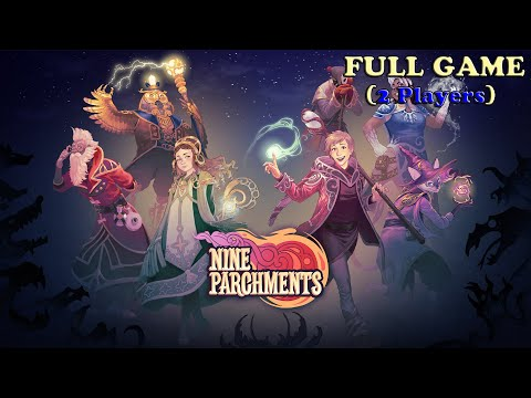 Nine Parchments [Expert Mode] (FULL GAME) (Coop 2 Players) [All Missions] [No Commentary]