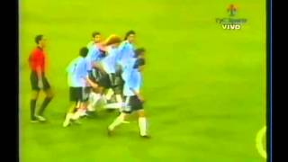 2003.04.30. Libya v Argentina 1-3 (Highlights)