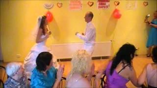 Необычный Свадебный танец  06.08.2011