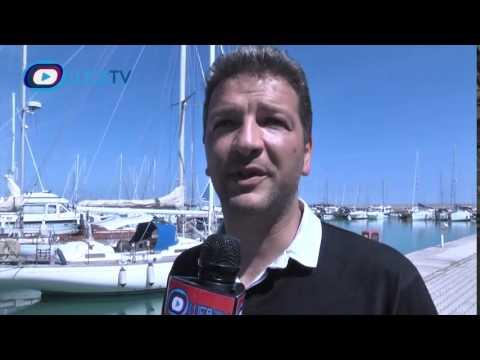 A Pescara Le Barche Sequestrate Agli Scafisti - Intervista Di PESCARAWEBTV