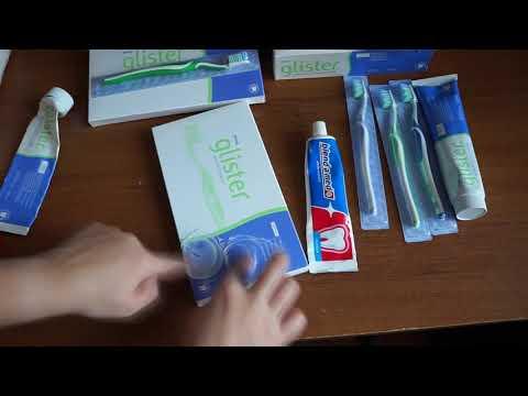 Чем отличается зубная паста Glister Amway АМВЕЙ от магазинной