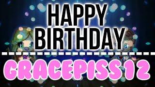 FMV : : MLWSWY   HAPPY BIRTHDAY GRACE!!!!!! ♥♥