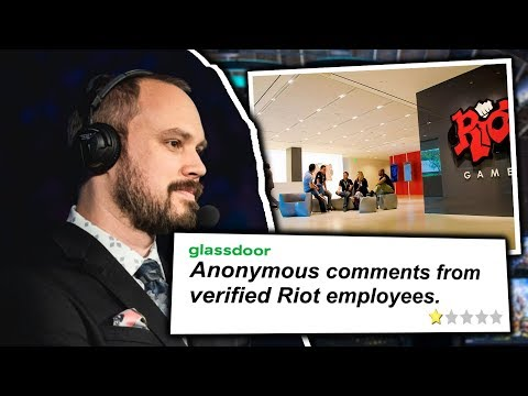 Do RIOT EMPLOYEES Play League Of Legends?