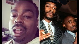 Daz Dillinger Says Snoop Dogg Was Greater Than 2Pac