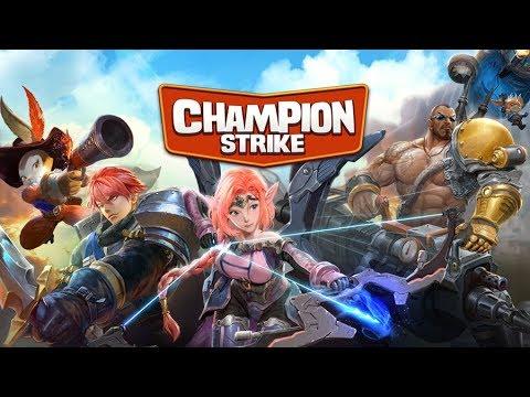 Champion Strike hack mod apk with cheat codes generator – World-Tracker